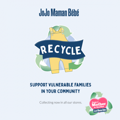 JoJo Maman Bebe 'From a Mother to Another' relaunch