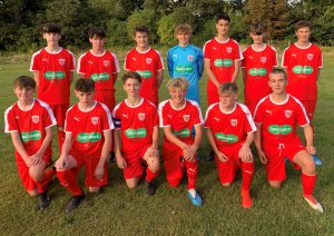 Didcot Town Youth FC strike a deal with new kit